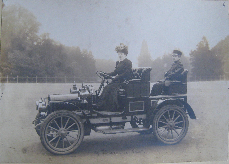 Type 20 phaéton - carrosserie Belvalette