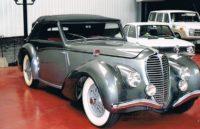 A vendre cabriolet DELAHAYE 135 M par PENNOCK châssis # 800951, très bel état