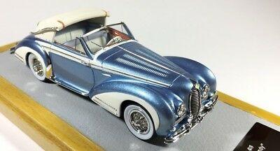 """Cabriolet DELAHAYE 175 S, n° 8150014, 1948, carrosserie CHAPRON modèle """"Dandy"""""""