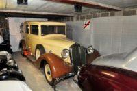 Delahaye 148 Landaulet 1933