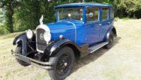 Limousine Delahaye Type 102 M sport 1931